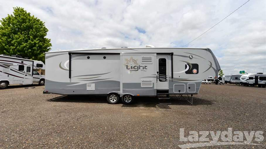 2017 Open Range Light 295FBH