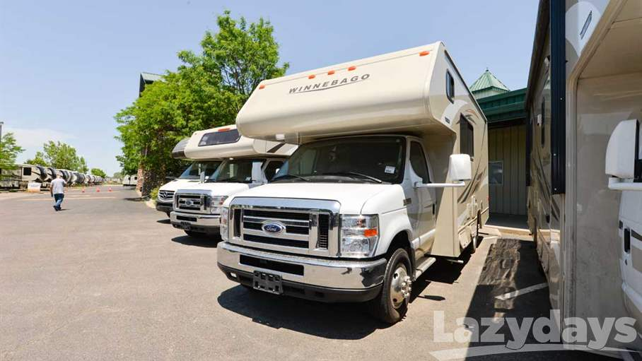 New 2016 Winnebago Minnie Winnie 31k  Camping World Of Fayetteville
