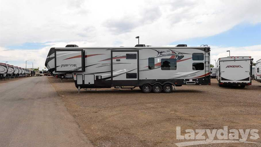 2017 Keystone RV Raptor 398TS