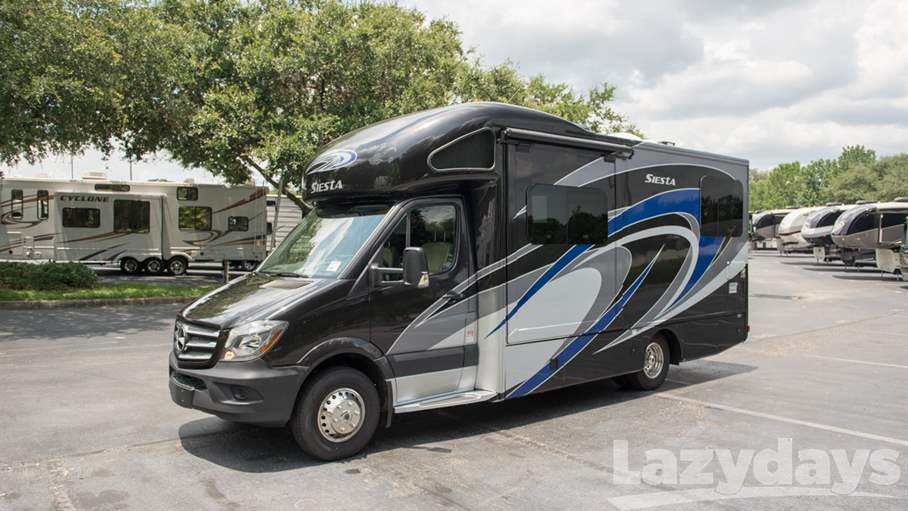 2017 Thor Motor Coach Four Winds Siesta Sprinter 24SR