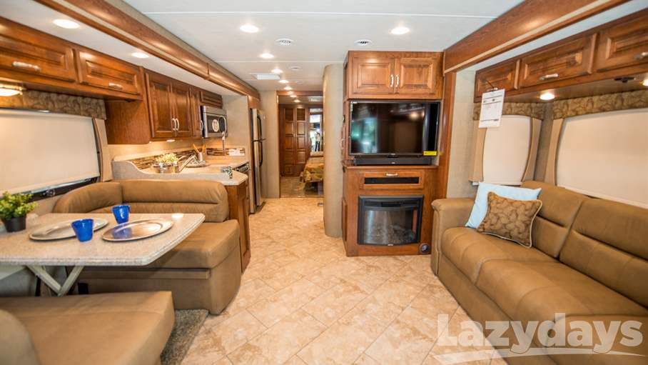 2017 Forest River Berkshire 34QS