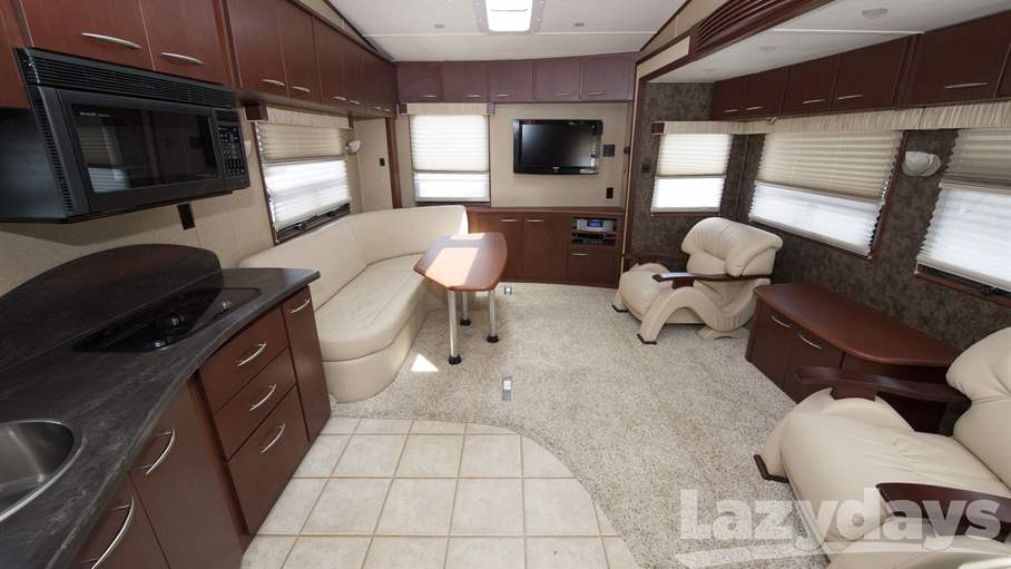 2009 carriage domani df310 for sale in tampa fl lazydays for Carriage rv floor plans