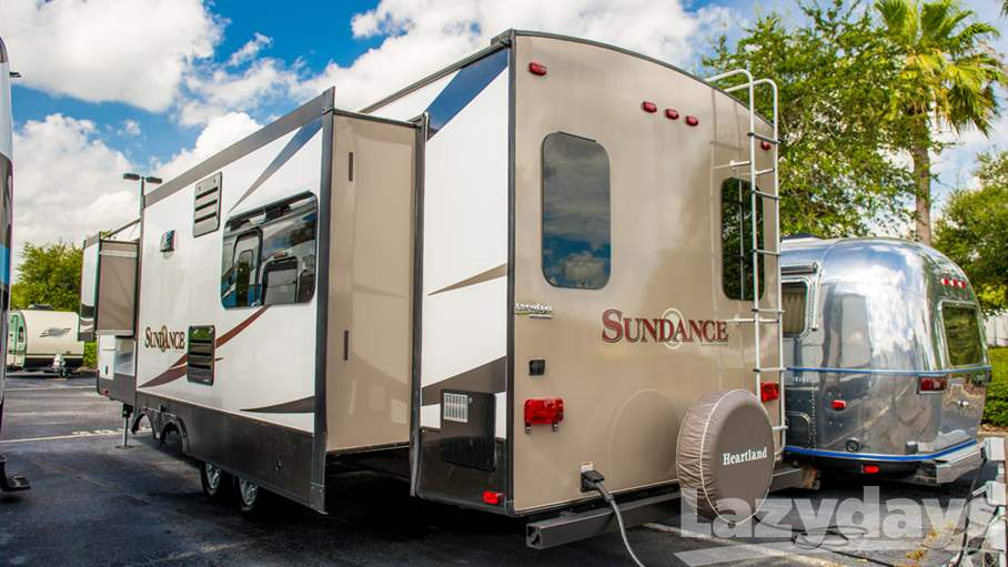 2016 Heartland Sundance 322res For Sale In Tampa Fl