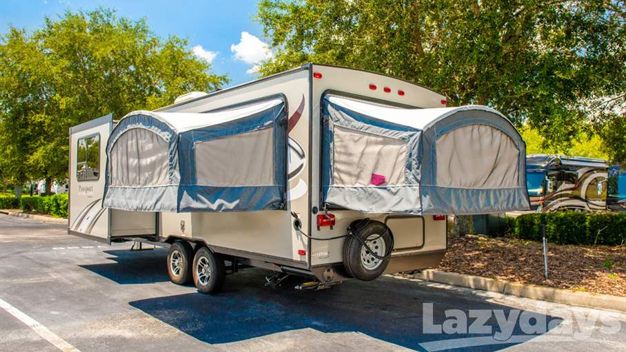 2017 Keystone RV Passport Expandable 217EXP