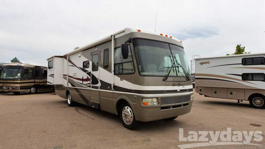 2007 National RV Sea Breeze LX 8321