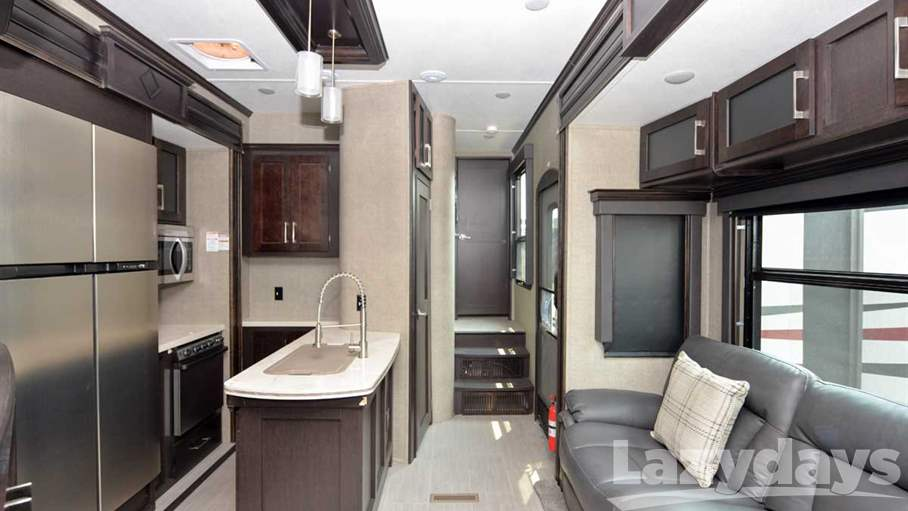 2016 Keystone RV Raptor 398TS