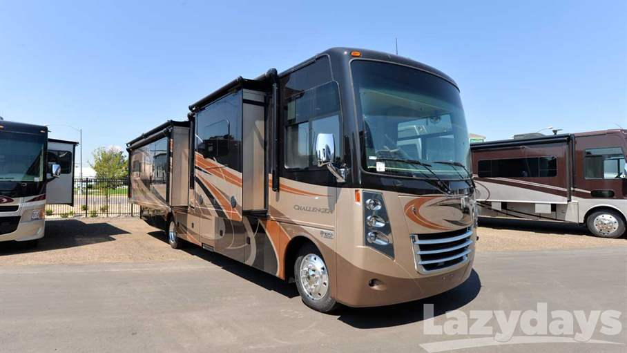 2017 Thor Motor Coach Challenger 37kt For Sale In Denver: thor motor coaches