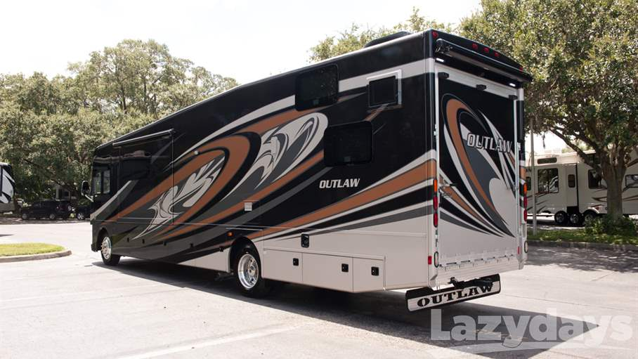 2016 thor motor coach outlaw 37rb for sale in tampa fl for Best motor coach reviews