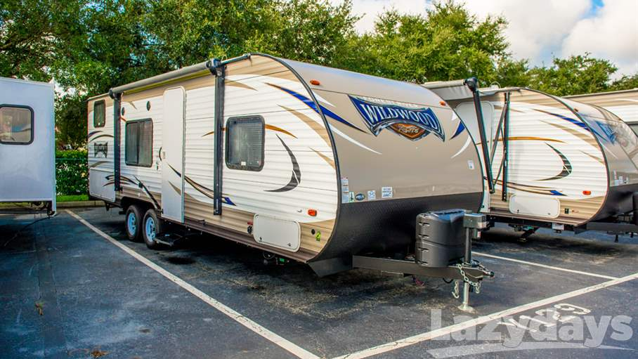 2017 Forest River Wildwood X Lite 261BHXL