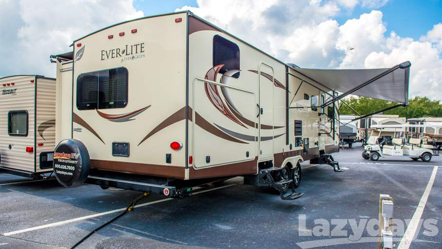 2016 Evergreen EverLite 318BHS