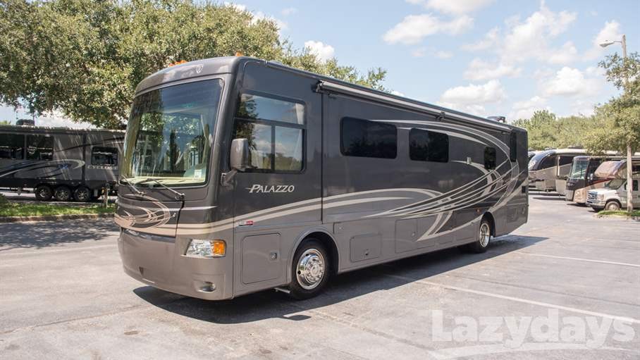 2014 thor motor coach palazzo 36 1 for sale in tampa fl
