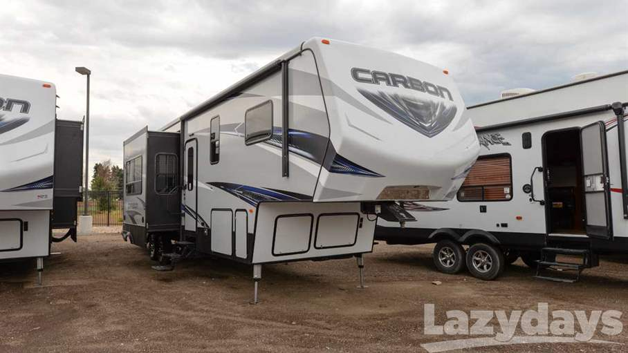 2017 Keystone RV Carbon 5th 357