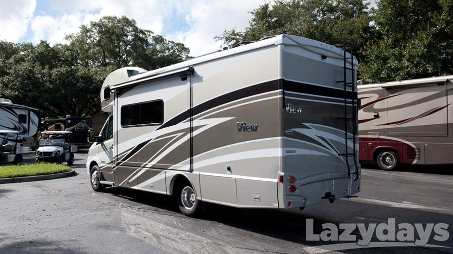 Unique 2017 Winnebago View 24G Class C RV For Sale In North Canton Ohio