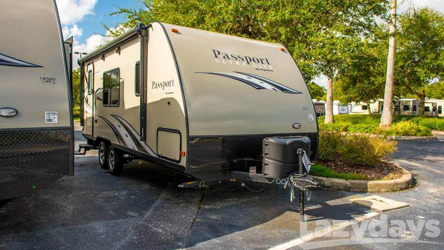 2017 Keystone RV Passport Express