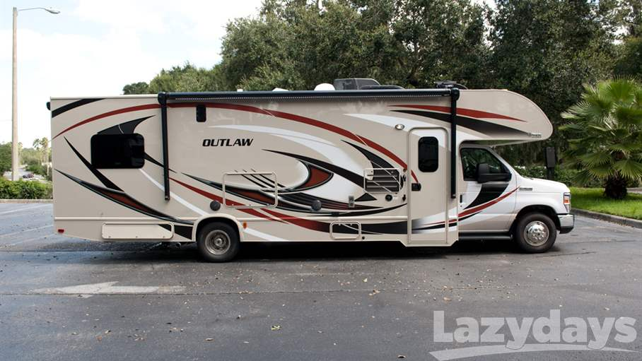2017 thor motor coach outlaw c 29h for sale in tampa fl for Thor motor coach outlaw for sale