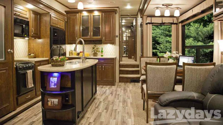 2015 Grand Design  Solitude 375RE