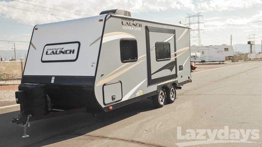 2017 Starcraft Launch Ultra Light 21FBS