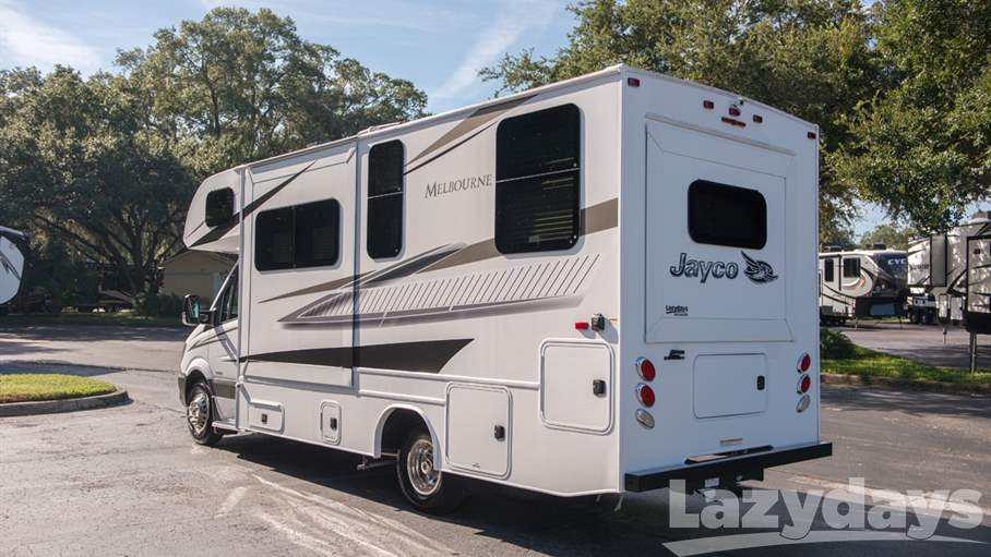 Excellent The Motorized Division Will Have 17 Units On Display, With One Of The Main Additions To The Jayco Motorized Family Being The Allnew Melbourne Built On A Mercedes Sprinter 3500 Chassis And A 188 HP Diesel Engine, This New Model Received