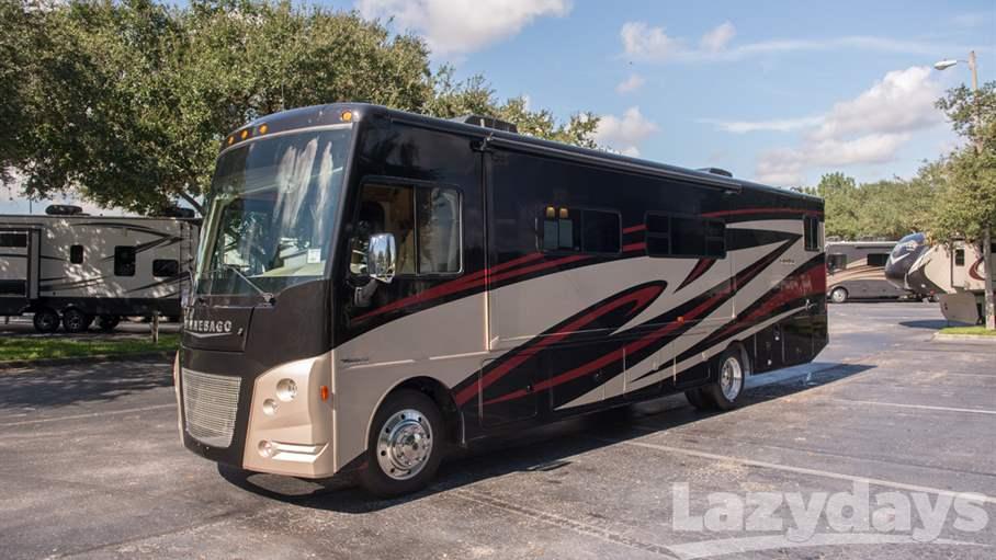 Model 2016 Winnebago Vista LX 27N Class A Gas French Camp CA French Camp  Morgan