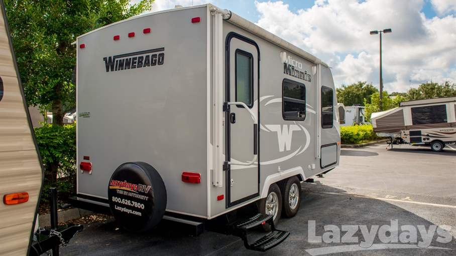 2016 winnebago micro minnie 1706fb for sale in tampa fl lazydays. Black Bedroom Furniture Sets. Home Design Ideas