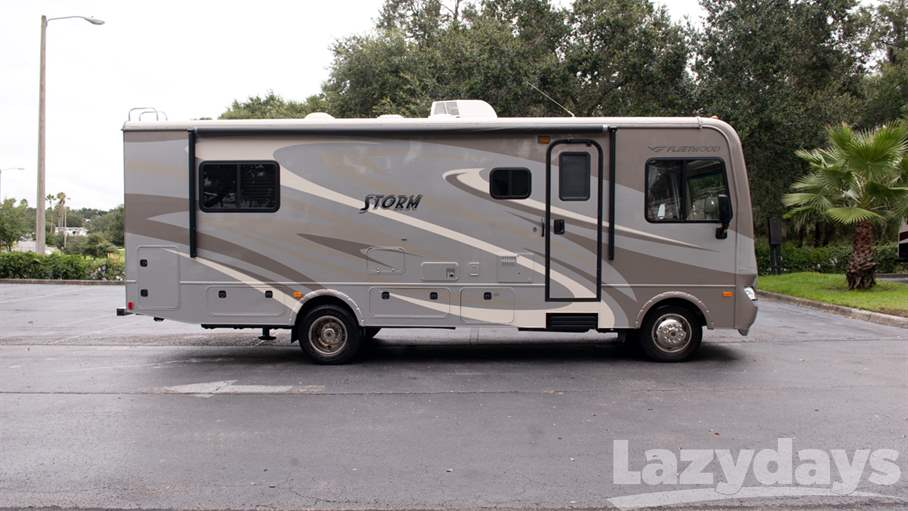 2015 Fleetwood Rv Storm 28ms For Sale In Tampa  Fl